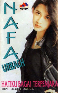 Nafa Urbach-Hatiku Bagai Terpenjara (1996)