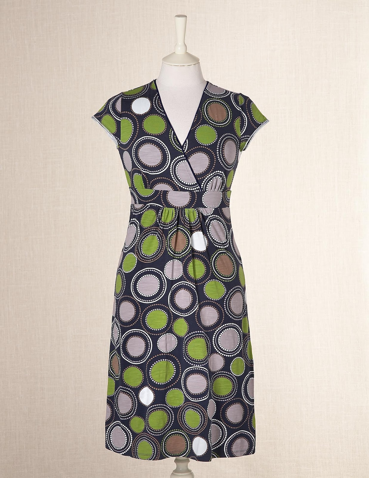 Colour makes people shopping may 2012 part one for Boden jersey dress
