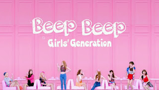 Lirik Lagu SNSD - Beep Beep