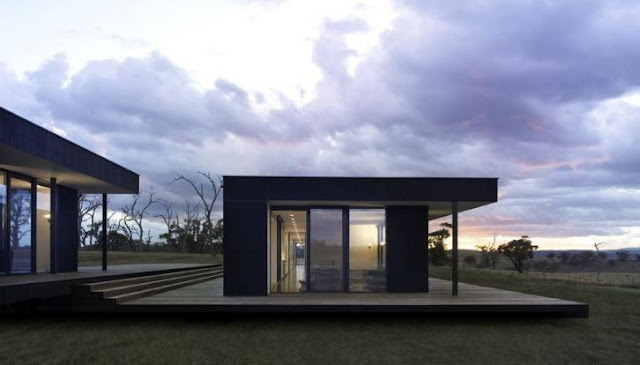Modular housing project in australia modern prefab for Modern house projects