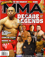 Ultimate MMA April 2011 (Volume 11, No. 4)