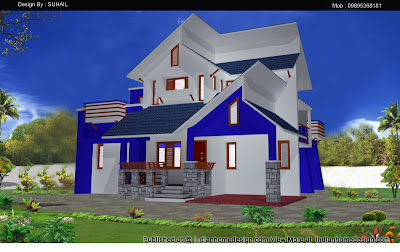 Kerala Home Design on House Plans Here Is Kerala House Plans