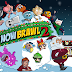 لعبة شجار الثلج2 أبطال نتورك