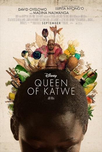 Queen of Katwe 2016 English 480p BRRip 350mb ESubs