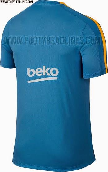jual online jersey barcelona training terbaru musim depan 2015/2016