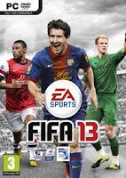 Cover FIFA 13 | www.wizyuloverz.com