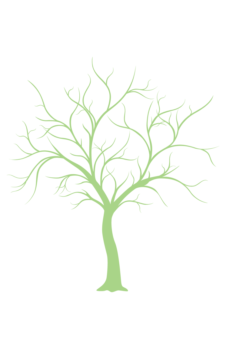 It's just an image of Adaptable Printable Tree Template