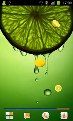 Lemon Live Wallpaper