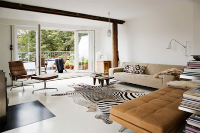 Scandinavian decorating style design