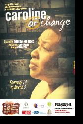 Caroline or Change poster