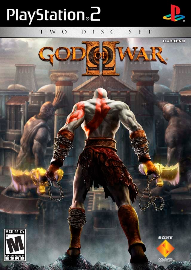 GOD OF WAR 2 PS2 ISO