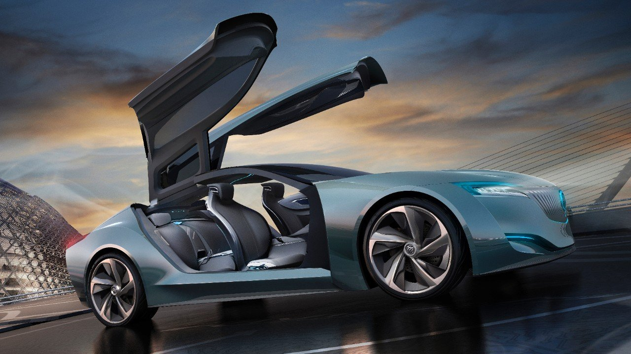 10 concept cars from the 2013 shanghai auto show part 2 for Wing motors automobiles miami fl