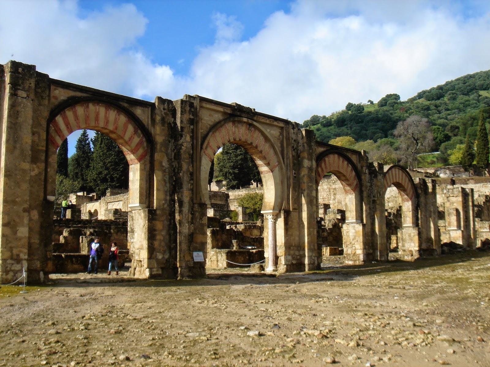 Medina Azahara (Cordoba).