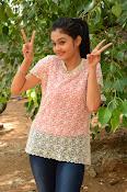 Basthi Heroine Pragathi Cute Photos-thumbnail-8