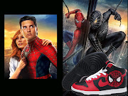 Nike Spiderman Sneakers On Best Sale