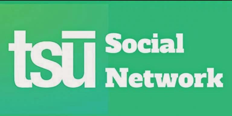 tsu انضم الى الشبكة الاجتماعية الجديدة