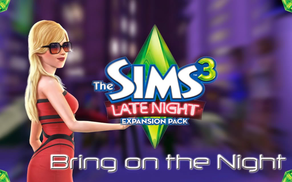 the sims 3 late night crack 1.67