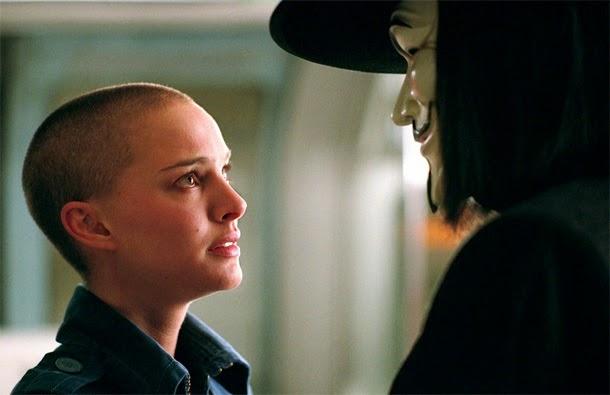 "Las 10 mejores frases de ""V de Vendetta"": Evey Hammond"