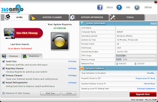 360amigo System Speedup Free Download PC Software Full Version