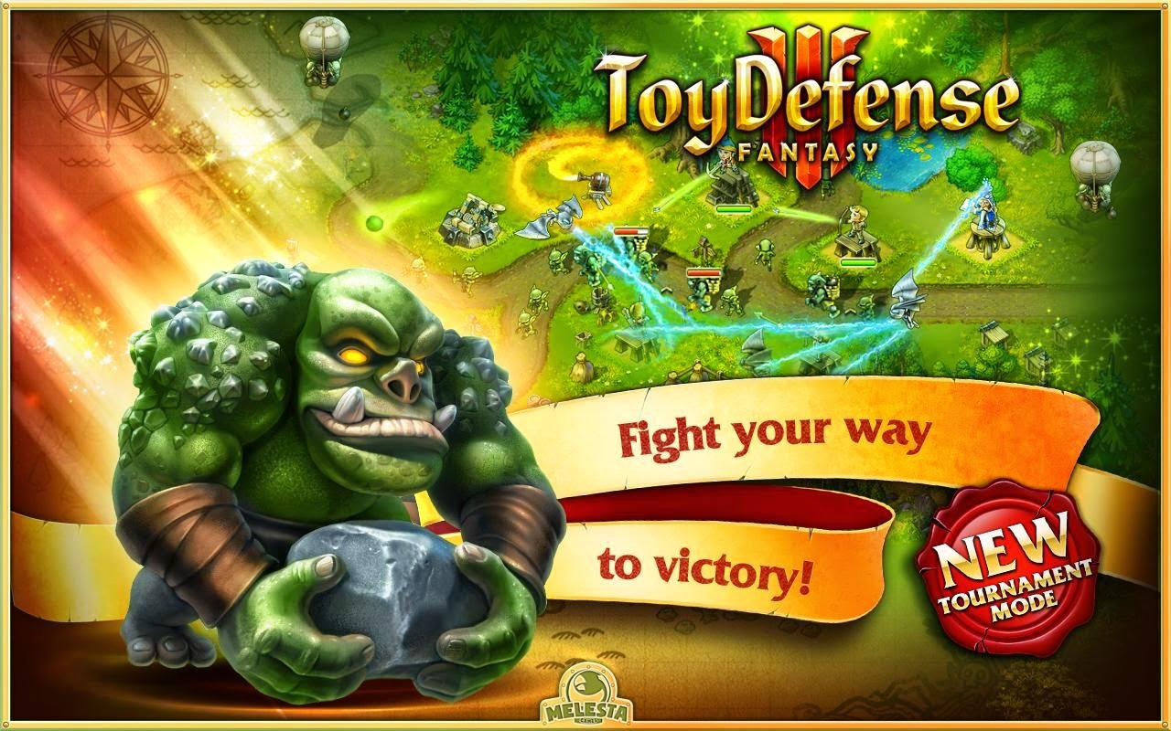 Toy Defense 3: Fantasy v1.3.1 APK