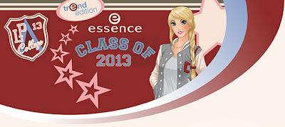 Zapowiedź: Essence Class of 2013 LE