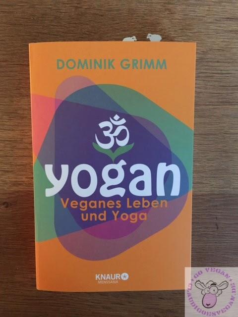 Claudi goes vegan Aus meinem Bücherregal YOGAN  Veganes  ~ Bücherregal Yoga