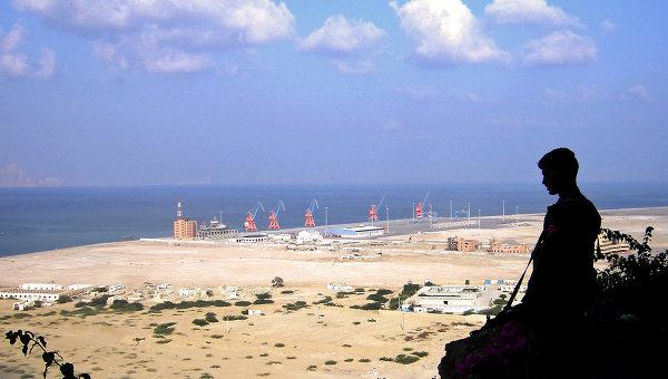 Pakistan prosi Chiny o ustanowienie bazy morskiej