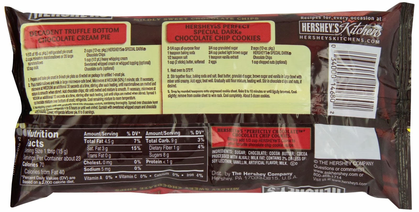The Natural Ways Of Life: Enjoy Life Dark Chocolate Morsels Review