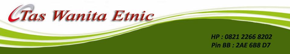Tas Wanita Etnic