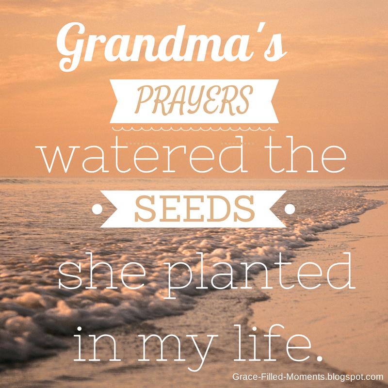Grandma's prayers