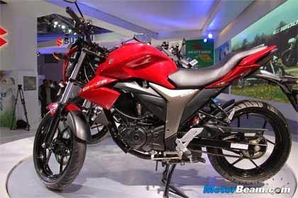 Performa Suzuki Gixxer 150
