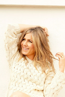 Jennifer Aniston interview by Bobbi Brown.