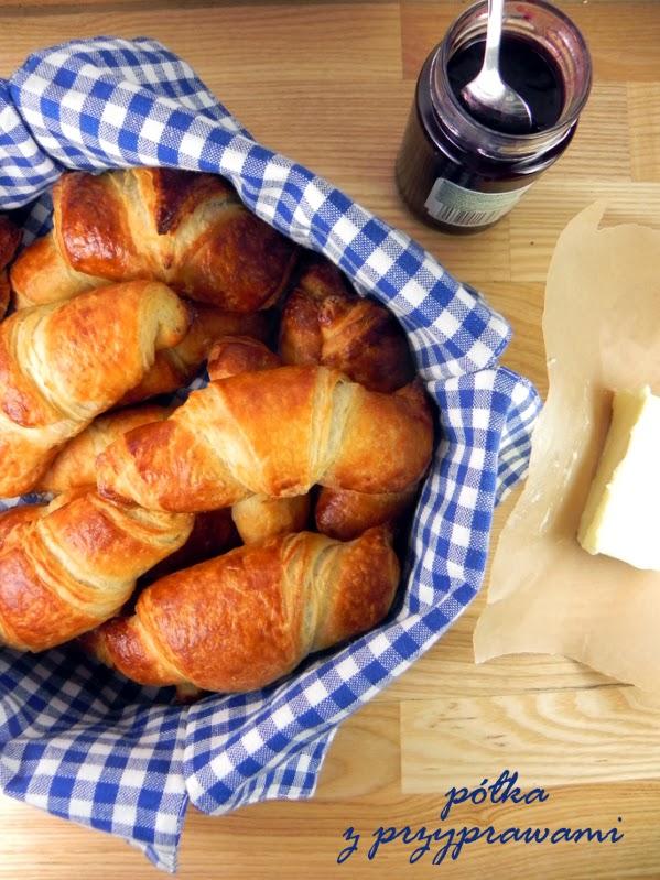 Croissants wg Pierre Herme