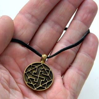 купить кулоны подвески бронзовые украина валькирия символ