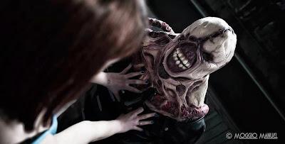 Resident Evil set fotografico: The Last Escape