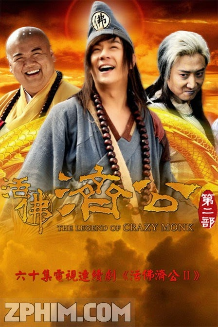 Tân Tế Công - The Legend of Crazy Monk 2 (2011) Poster