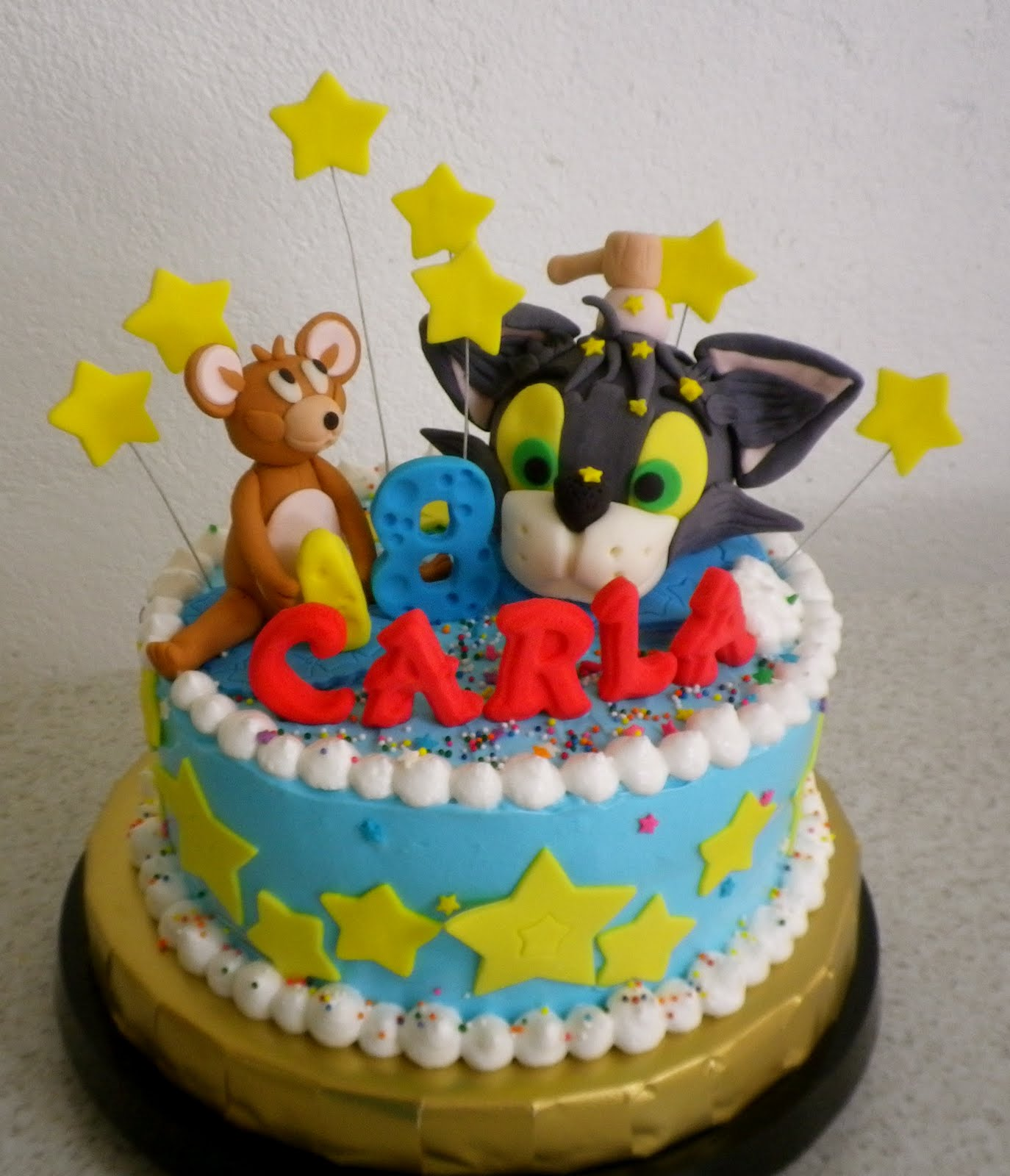 little cake shop Tom Jerry Cake