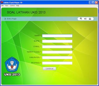 Contoh Soal Online Dan Aplikasi Latihan Ugk 2013 Sd Negeri 2 Jetaksari