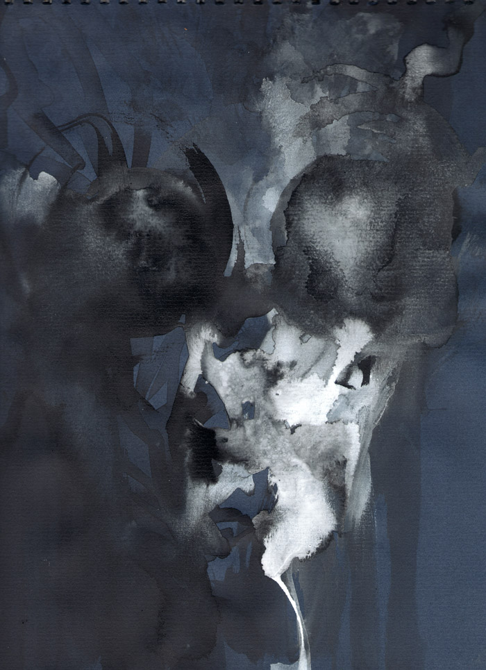 Ghost by Regis Lagoeyte