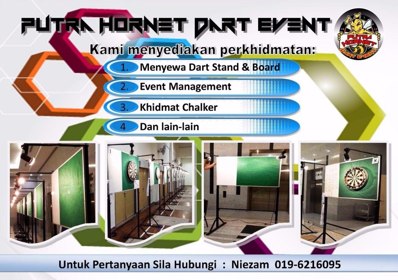 PUTRA HORNET DART EVENT