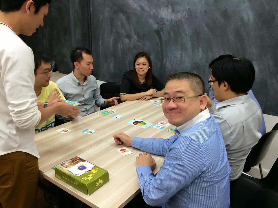 Wongamania board game