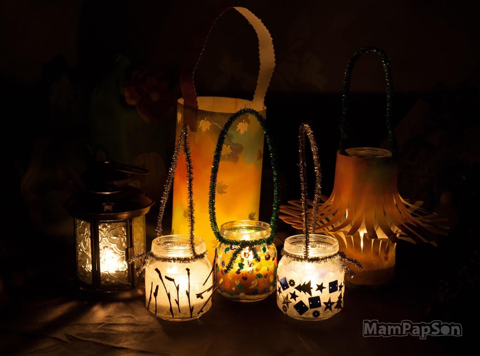 Как сделать фонарик для немецкого праздника