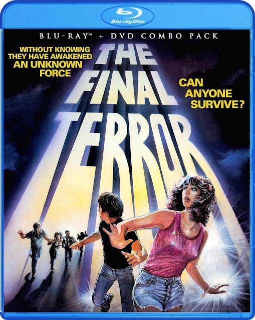 The Final Terror Blu-ray Scream Factory