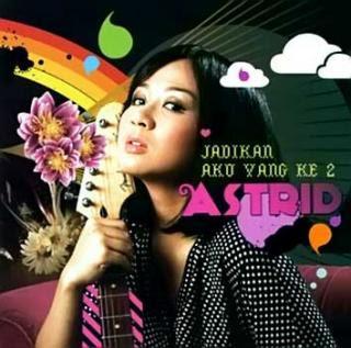 Astrid - Jadikan Aku Yang Kedua MP3