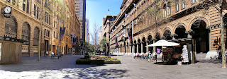 Martin Place in Sydney