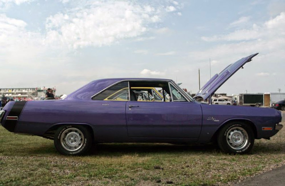 72 dodge dart swinger № 143699