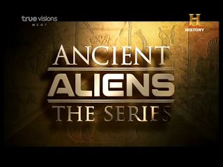 The History Channel – ANCIENT ALIENS – UNDERGROUND ALIENS [27-07-11]