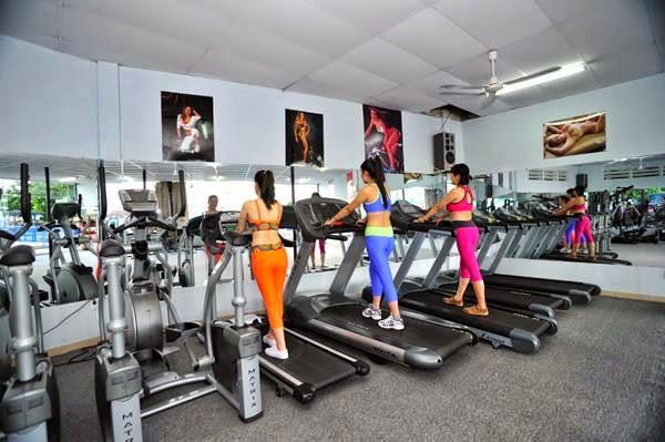 Chọn lựa máy tập thể dục đa năng