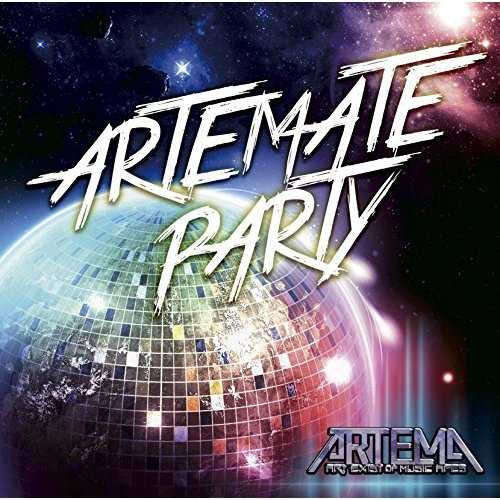 [Album] ARTEMA – Artemate Party (2015.08.19/MP3/RAR)
