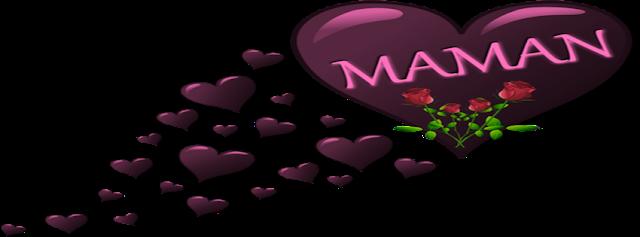 Sms Bonne fête Maman 2013